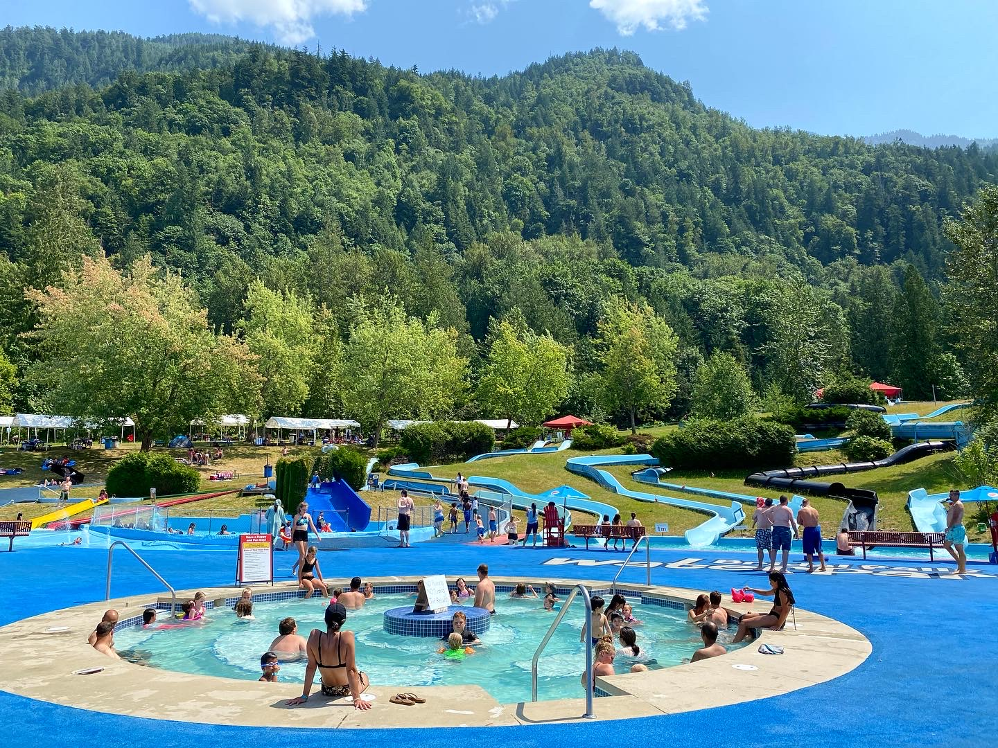 Five Waterparks in the Greater Vancouver Area