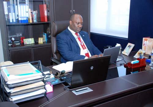 Mr. Ipilinga P. E. Panya (Attorney & Principal Partner)