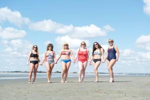 mastectomy swim models