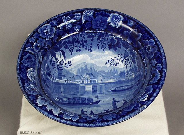 Erie Canal Pottery_Staffordshire