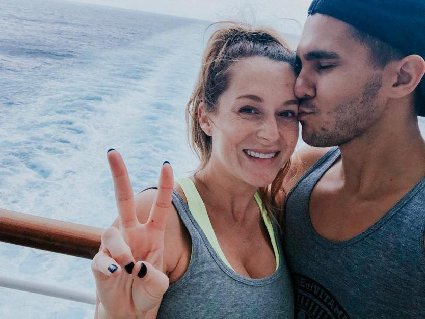 Carlos PenaVega Shows Off Serious Vocal Talent as He Sings Elevation Worship