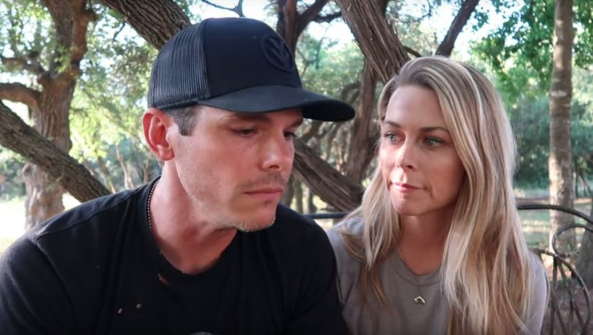 Granger Smith and Wife Amber Stand Bold in God's Purpose as they Tell Story of  Son River's Drowning