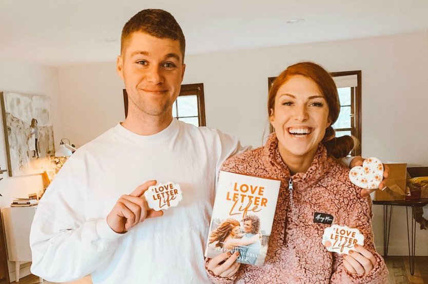 "Jeremy and Audrey Roloff's ""A Love Letter Life"" Will Teach You God's Way of Love"