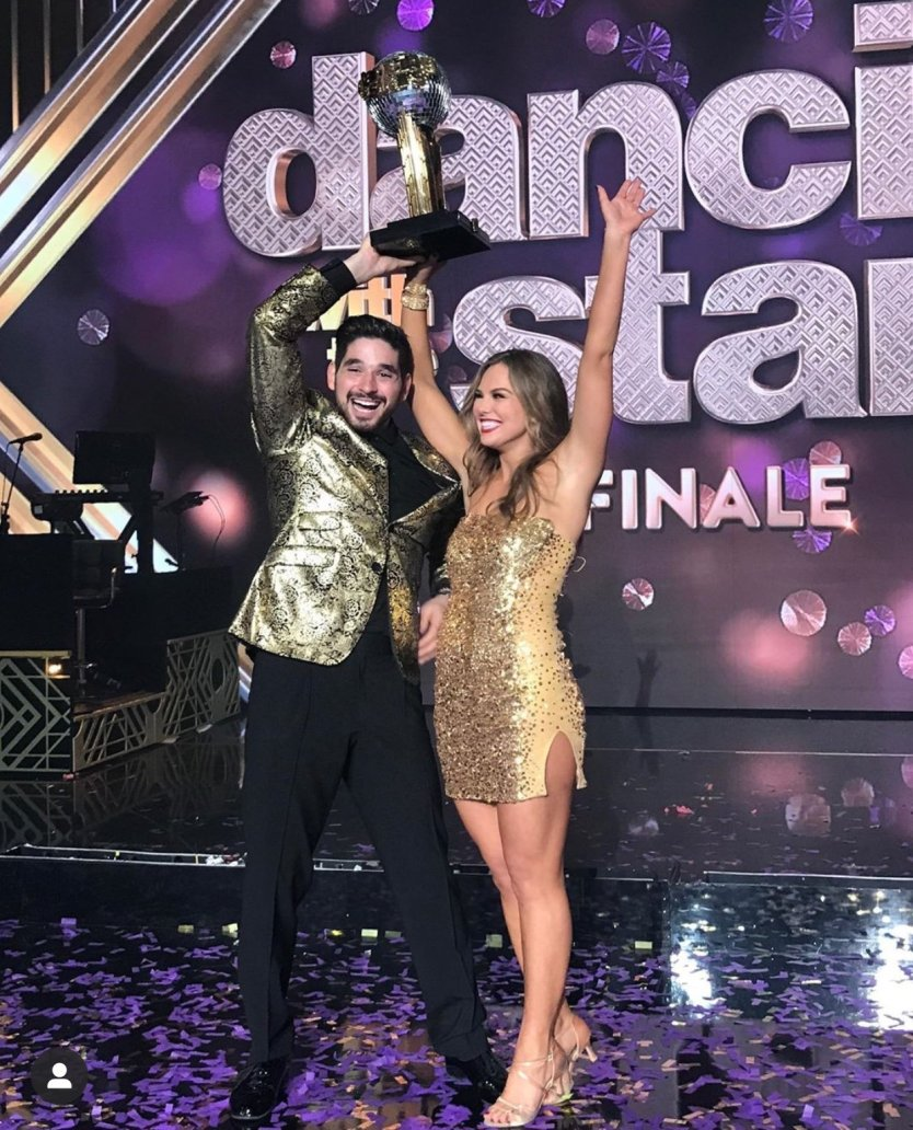 Hannah Brown Wins Dancing With the Stars!