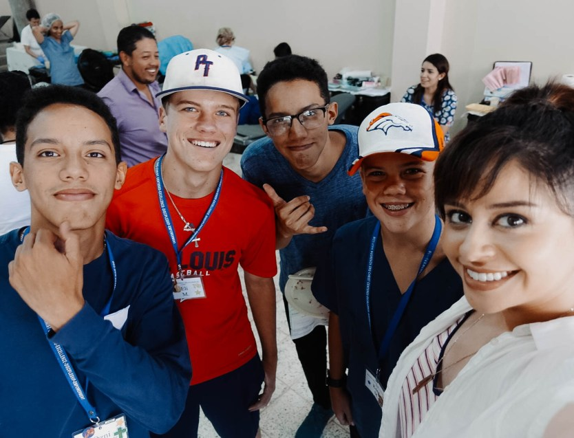 When Americans and Hondurans Unite For Ministry Instead of Wasting Their Youth