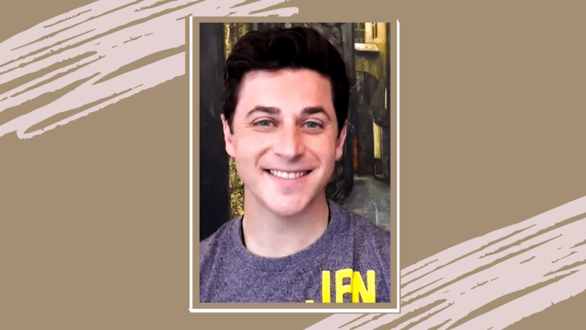 "David Henrie on Catholic Faith and ""Wizards of Waverly Place"" Reboot (VIDEO)"