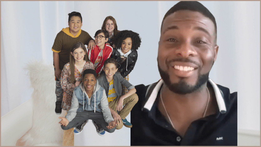 """""""Deliciousness"""" Star Kel Mitchell Encouraged Cast of Nickelodeon's """"All That"""" With This Bible Verse"""