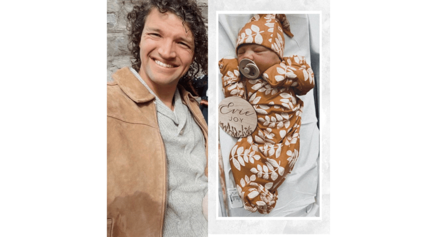 For King and Country's Luke Smallbone Welcomes First Daughter