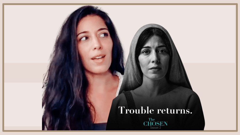 """The Chosen's Elizabeth Tabish Describes """"Honor"""" of Playing Mary Magdelene (Exclusive)"""