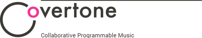 Overtone website masthead