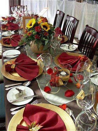 Creative Ideas for Thanksgiving  BravoBride