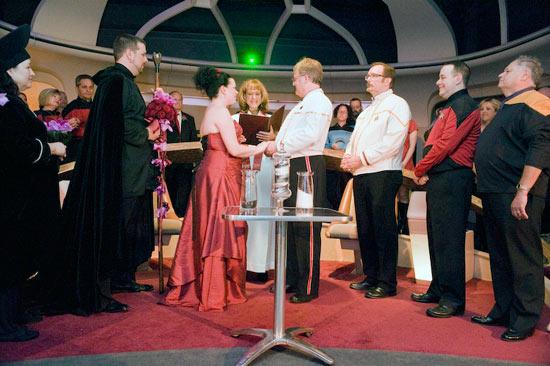 Marriage the final frontier  BravoBride