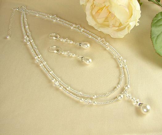 Unique Handmade Bridal Jewelry BravoBride