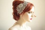 6 unique wedding headbands & tiaras