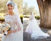 fabulous celebrity wedding dresses