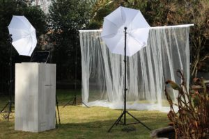 how to make our own diy photo booth