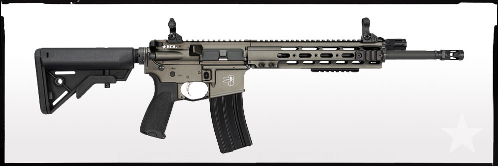 Haley Strategic Jack Carbine built by BCM.