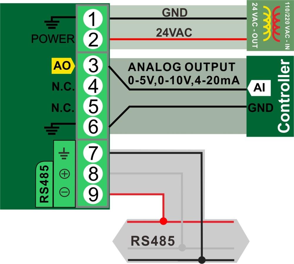 medium resolution of pressure sensor bravo controls pressure wiring 2 pressure sensor bravo controls 4 20ma pressure transducer wiring diagram at cita