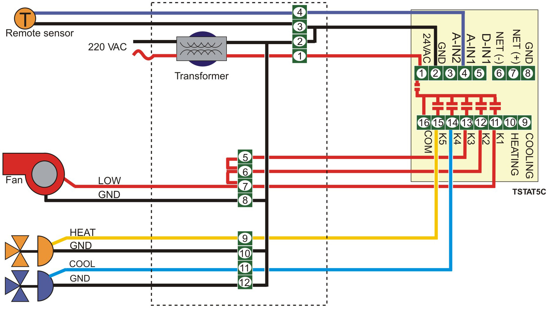 extreme x8 controller wiring diagram
