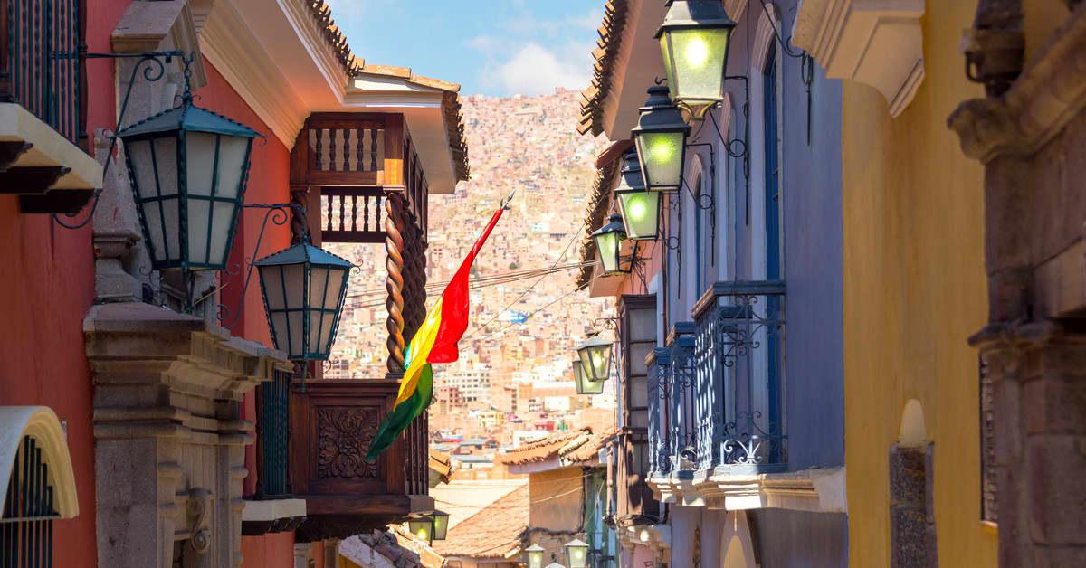 Vol Madrid La Paz A Partir De 641 Bravofly