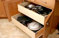 Pull Out Shelves | Kitchen Pantry Cabinets | Bravo Resurfacing