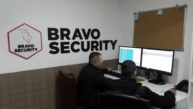 BravoSecurity- qendra e thirrjev