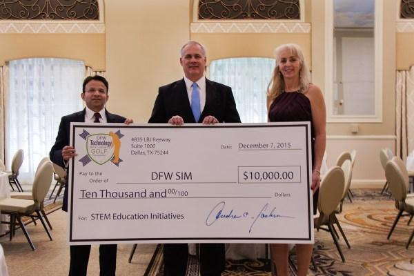Dfw Technology Invitational Continues Raise Money
