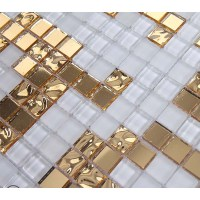 Mirrored Mosaic Tile