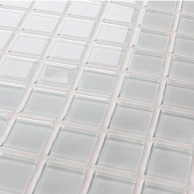 Crystal Glass Mosaic Sheet Tile Wall Kitchen Backsplash