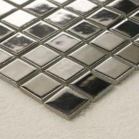 Mosaic Square Mirror Tiles | Tile Design Ideas