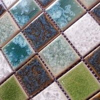 Porcelain Mosaic Tile Sheets | Tile Design Ideas