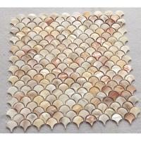 Abalone Shell Tile Backsplash Mother of Pearl Mosaic ...