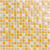 Yellow Glass Tile | Tile Design Ideas