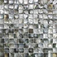 Black Lip Shell Tile Backsplash Cheap Deepwater Seashell ...