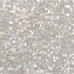 Cheap Kitchen Tile Unique Islands Seashell Subway Backsplash Tiles For And Bathroom Iridescent Wall Shell Mosaic
