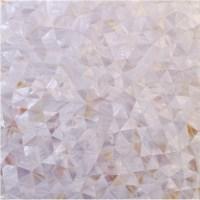 Seashell Mosaic Backsplash Modern Kitchen Natural Shell ...