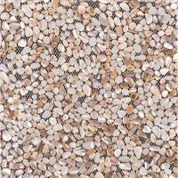 Seashell Tiles Mother of Pearl Backsplash Irregular Mosaic ...