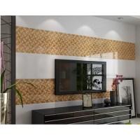 Gold Tile Backsplash Ideas Bathroom Crystal Glass Mosaic ...