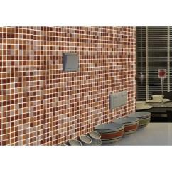 Kitchen Mosaic Ninja Complete System Backsplash Tile Sheets Hobit Fullring Co Crystal Glass Sheet Wall Stickers