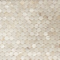 Penny Round Backsplash Tiles for Kitchen and Bathroom Wall ...