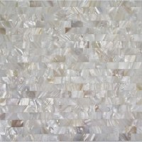 Mother of Pearl Tiles Floor 100% Natural Shell Mosaic Tile ...