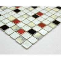 porcelain tile mosaic glazed ceramic bathroom wall decor ...