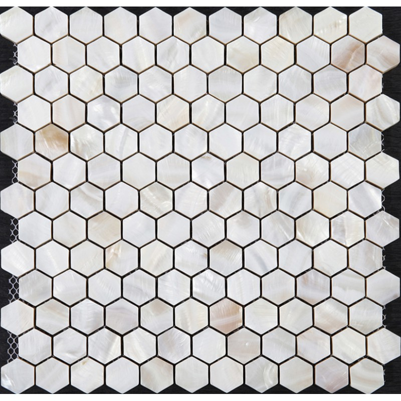 mother of pearl tiles backsplash cheap hexagon mosaic bathroom shower tiles designs 1 seashell tile natural shell materials st039