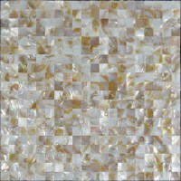 Mother of Pearl Shell Tile ST069 sheets Iridescence