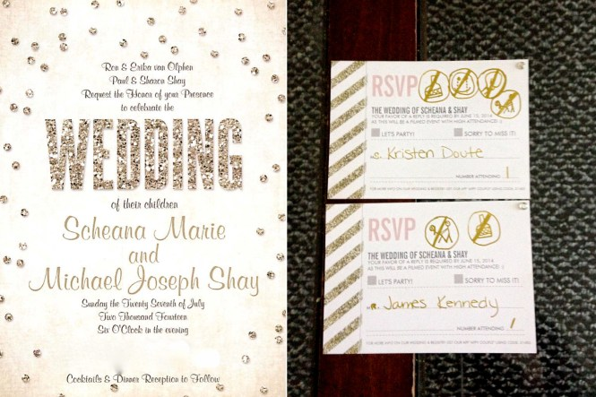 Our Producer Shares Scheana S Wedding Invite Vanderpump
