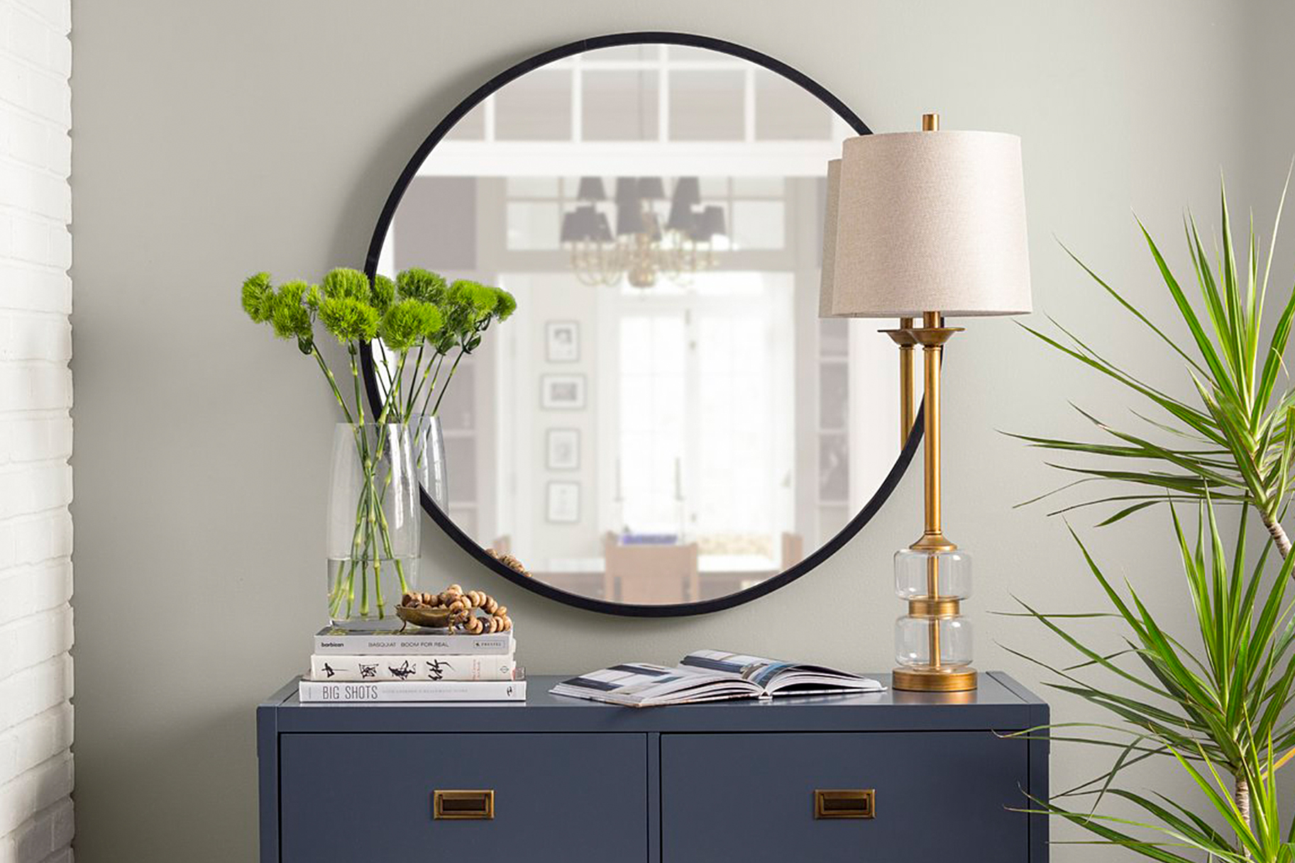 best entryway mirrors stylish