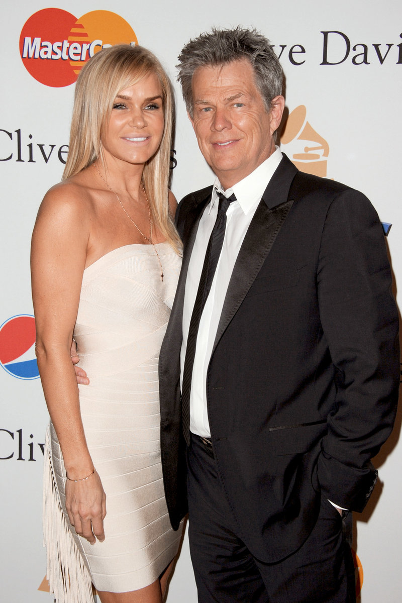 Yolanda Foster And David Foster Through The Years The Real Housewives Of Beverly Hills Photos