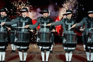 Top Secret Drum Corps of Basal