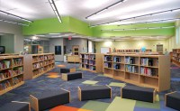 Lincoln Elementary Performing Arts School  Interiors ...