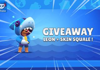 Giveaway Skin Leon Squale Streamer